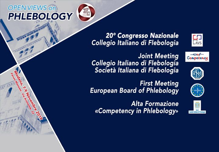 Open Views on Phlebology