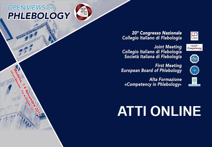 Atti Online Congresso CIF 2019